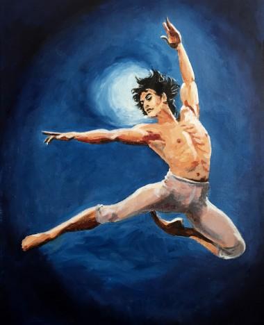 Dancer (Sergei Polunin)