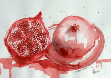 Pomegranate 1