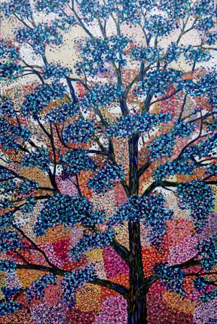 Patchwork Tree 2