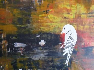 Central Feature Bird