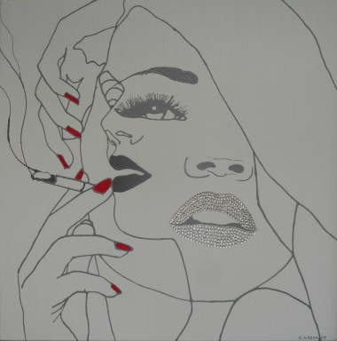'Its not about the Bling' Two Faced series