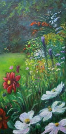scene from my garden 2