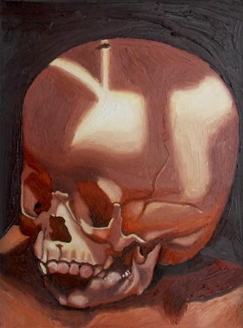 Skull Study No 1