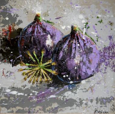 Figs starwars unframed