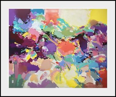 Colour bouquet