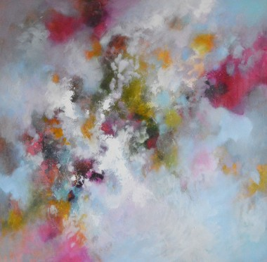 Strata 42 - Large Abstract Painting