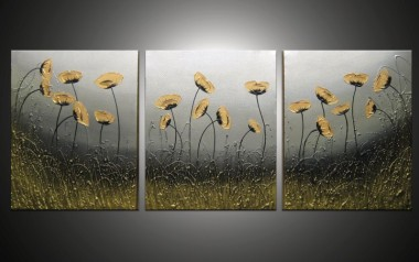 Striking Triptych