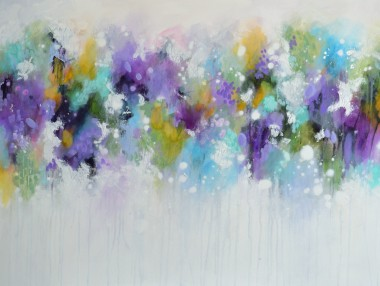 These Days - Large Abstract Painting