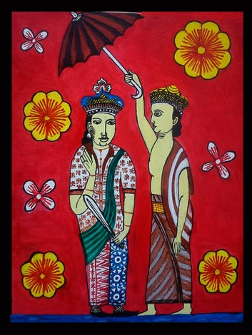 Traditional Couple