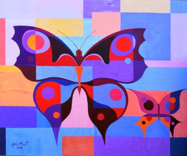 Abstraction with Butterflies
