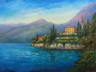 Villa Monastero, full frontal image