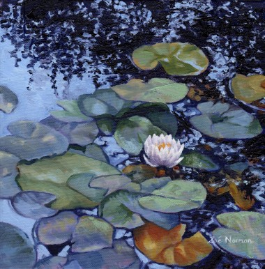 Water Lily at Giverny