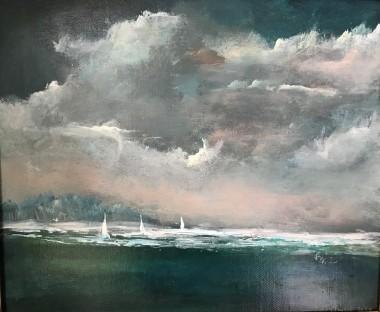 Seascape Yachts Turner boats sailing sky
