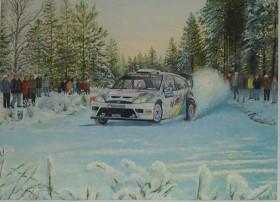 winters scene