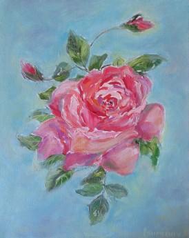 A Study of a Rose