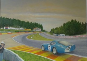 Shelby Vintage at Spa