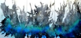 Unframed artwork