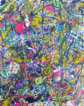 Urban Love - Abstract Synapses
