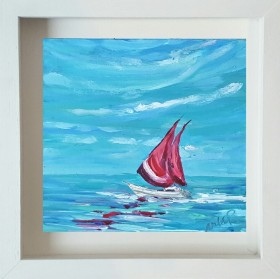 Red Summer Sails