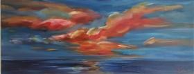 Sun Rise Horizon