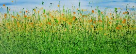 Pollock's Sunshine Meadows