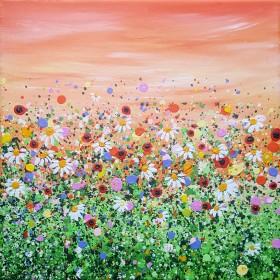 Poppy & Daisy Summer Spray #4