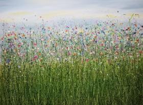 Walking Through Spring -