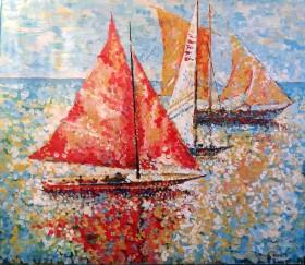 Solar regatta
