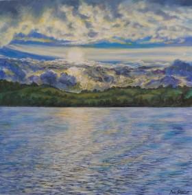Lake front veiw