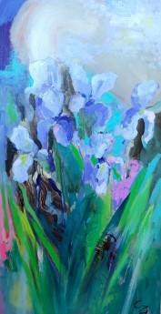 The Iris Bouquet