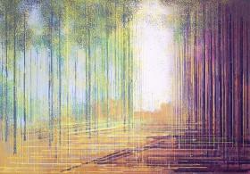 Forest In Summer Light