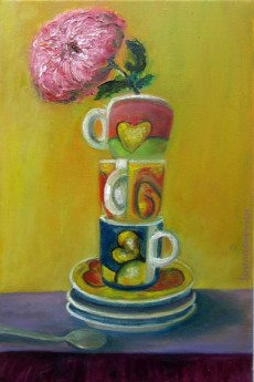 The Life of Coffeecups