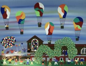 Balloons Flying Higher