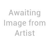 Grey Arab Horse Pastel Painting