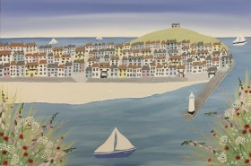 Contemporary St Ives painting