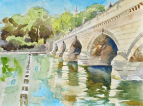 Serpentine Bridge