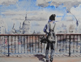 View to St Pauls