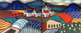 A Quilted Patchwork world