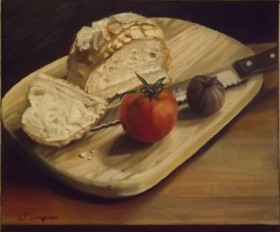 A Simple Supper