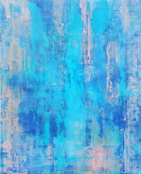 Abstract Turquoise Main Pic