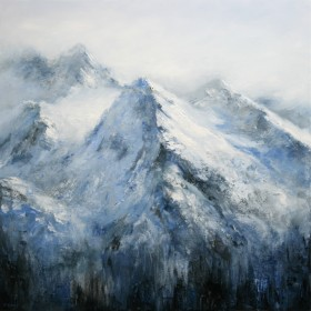 Alpine Landscape IV