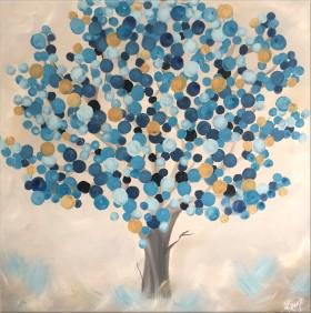 Blue Berry Tree