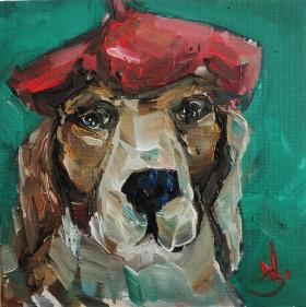 Beagle's Beret