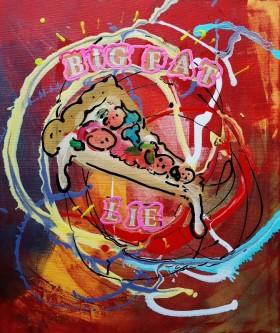 Big Fat Lie Pop-Clip-Art 0139