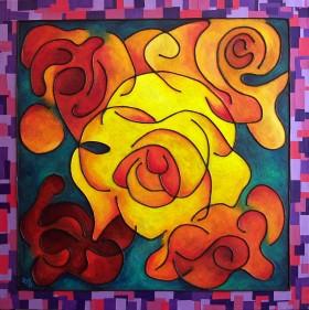 Big Yellow Rose