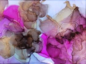 Black Rose II Framed