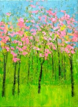 Blossom Trees V