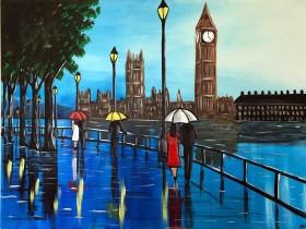 Blue Skies In London 2