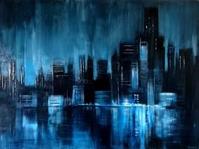 Crépuscule Bleu (Blue Dusk)