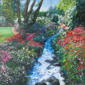 Beautiful Bodnant Garden